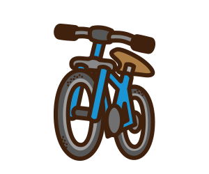 どんな自転車も!